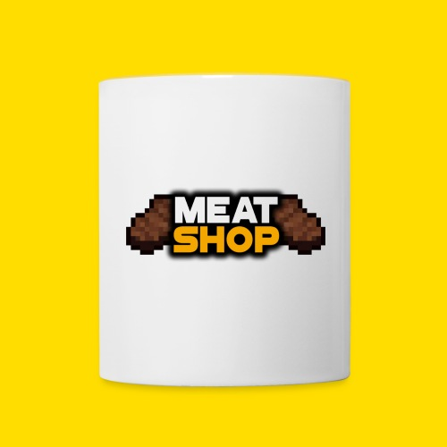 Double Meat MeatShop Mug - Tofarget kopp