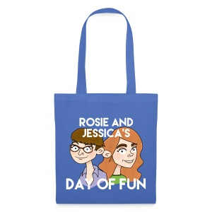 Rosie and Jessica's Day of Fun Tote Bag - Tote Bag