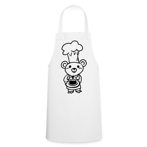 Teddy Bear Cook Apron - Cooking Apron