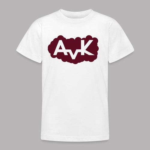 AvK Youngster Cloud - Teenager T-Shirt