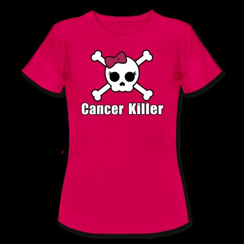Cancer Killer Shirt - Frauen T-Shirt