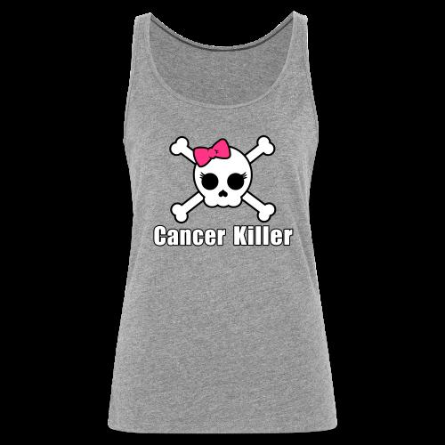 Cancer Killer Tank Top - Frauen Premium Tank Top
