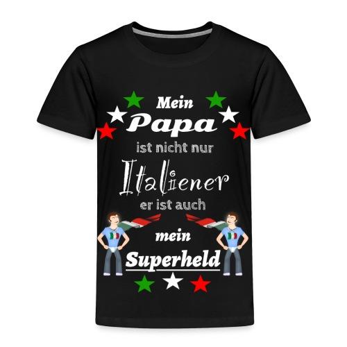 Kinder Premium T-Shirt - Italienischer Superheld - Kinder Premium T-Shirt