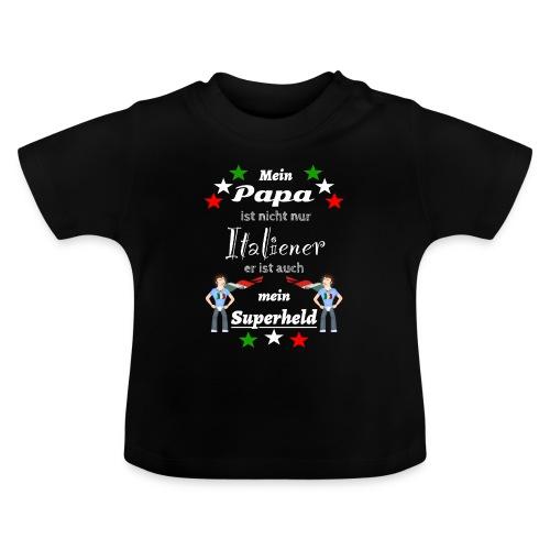 Baby T-Shirt - Italienischer Superheld - Baby T-Shirt