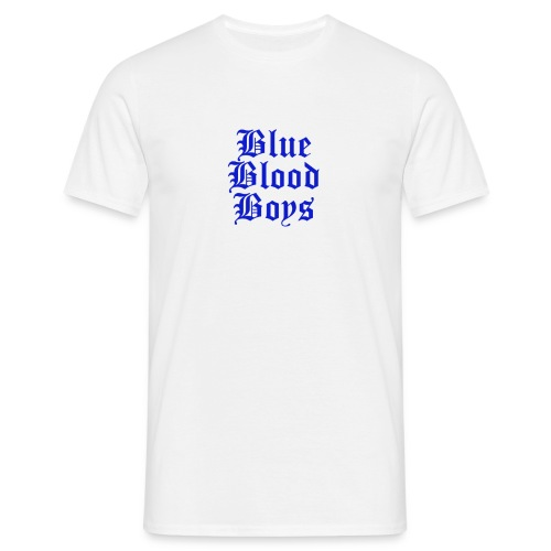 Blue Blood Boys (blue) - Männer T-Shirt