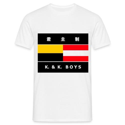 K&K - Männer T-Shirt