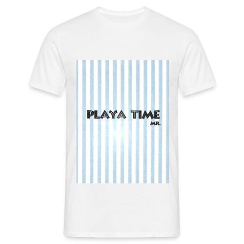 Playa Time - T-shirt Homme