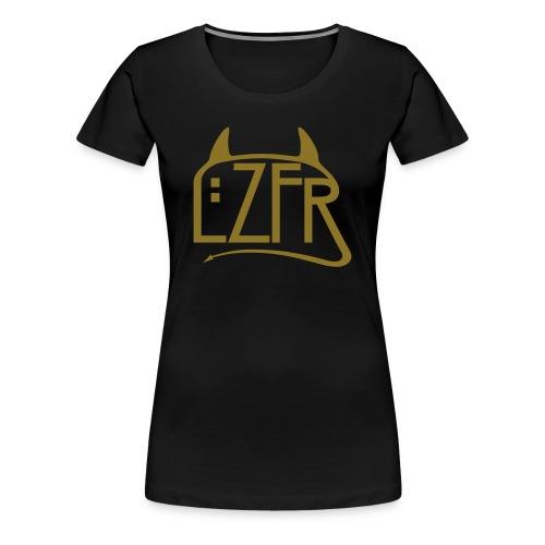 Damen T-Shirt LZFR - Frauen Premium T-Shirt