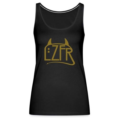 Damen Tank Top LZFR - Frauen Premium Tank Top