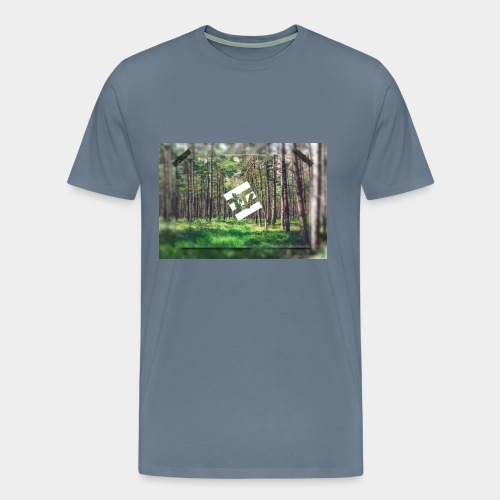 Willma Wald  - Männer Premium T-Shirt