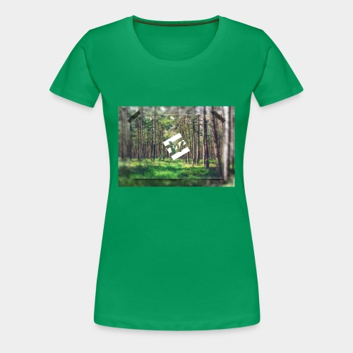 Willma Wald  - Frauen Premium T-Shirt