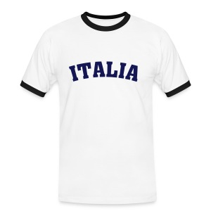 Italy T-Shirt - Men's Ringer Shirt