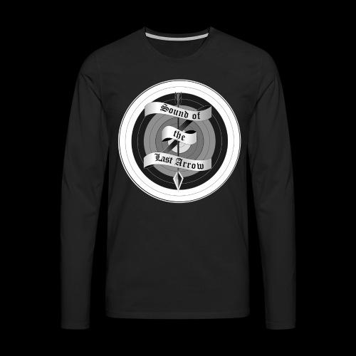 SotLA mit Zielscheibe Langarm Pullover - Männer Premium Langarmshirt