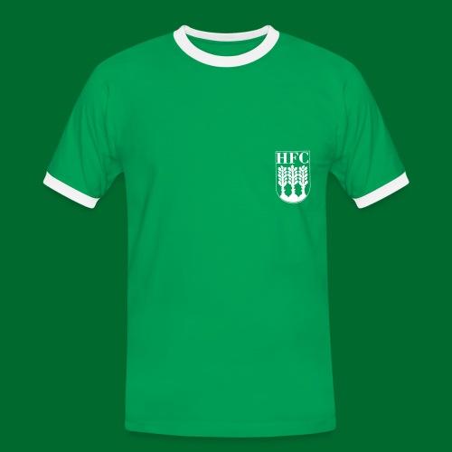 HFC-Fanshirt - Männer Kontrast-T-Shirt