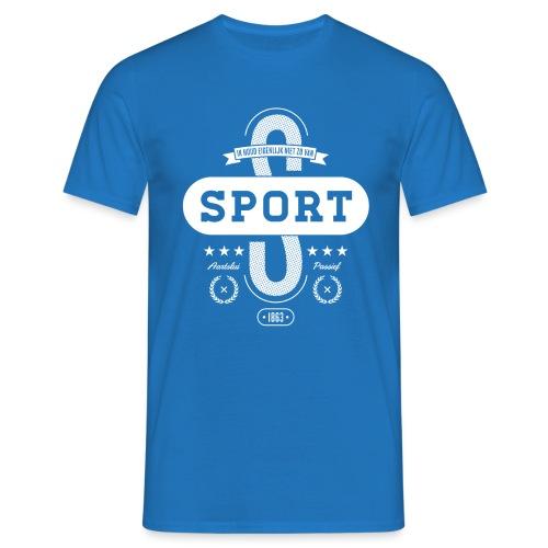 Sport mannen t-shirt - Mannen T-shirt