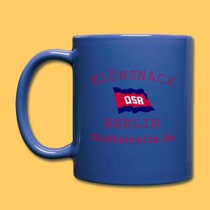 DSR Tasse - Tasse einfarbig