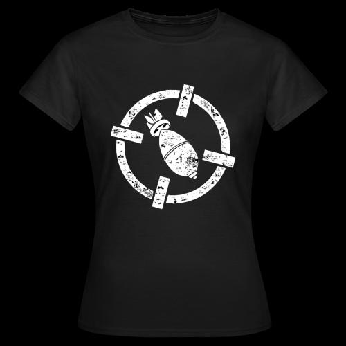 Bomber Strike Logo Standard T-Shirt Women - T-shirt Femme