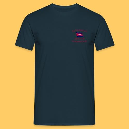 T-Shirt einseitig bedruckt - Männer T-Shirt
