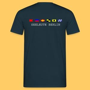 T-Shirt beidseitig bedruckt - Männer T-Shirt