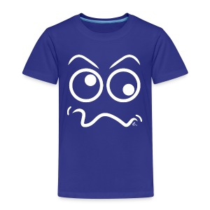 T-Shirt Enfant Tête marrante (blanc) - T-shirt Premium Enfant