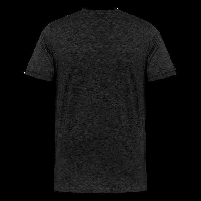 Heren Shirt Casual Grijs