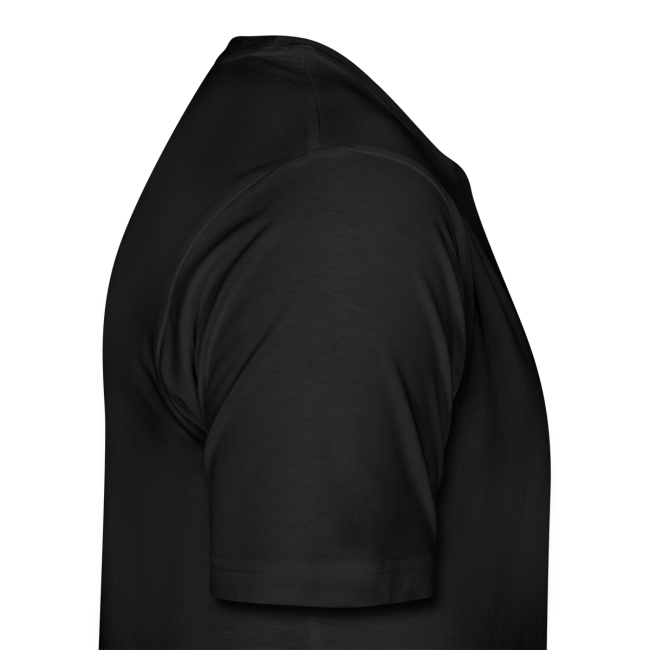 Heren Shirt Casual Zwart