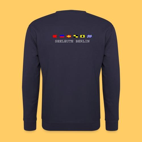Männer Pullover beidseitig bedruckt - Männer Pullover