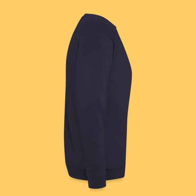 Männer Pullover beidseitig bedruckt