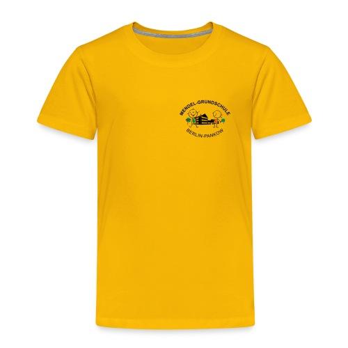Mendel-Kids in Aktion - Kidsshirt gerade - Kinder Premium T-Shirt