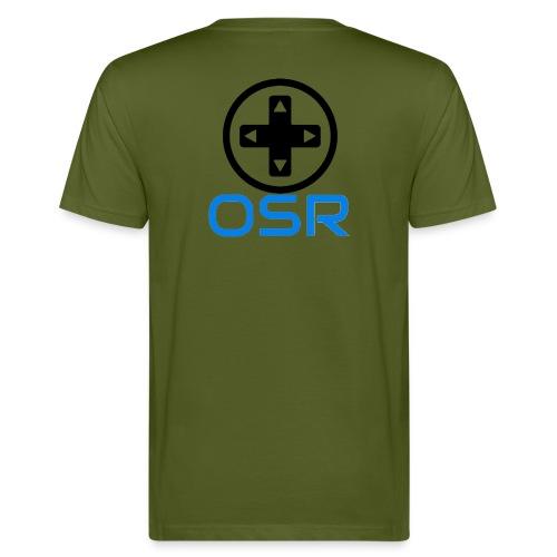 OSR Bio-T-Shirt Moosgrün - Männer Bio-T-Shirt