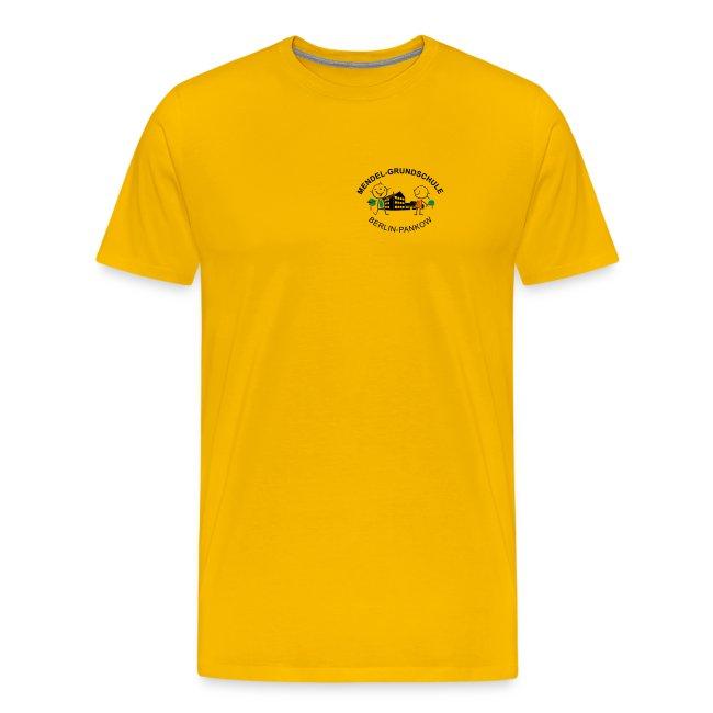 Mendel-Coach, Erwachsenen-Shirt, gerade