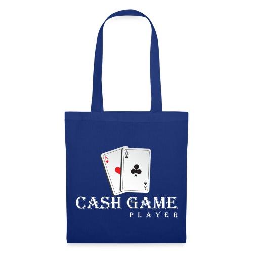 cashgameplayerDesign-2 Taschen & Rucksäcke - Stoffbeutel