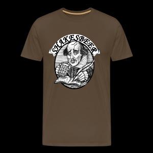 Shakesbeer - Men's Premium T-Shirt