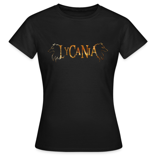 Girlie Lycania - Frauen T-Shirt