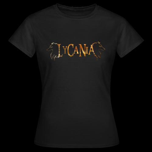Girlie Lycania - Frauen T-Shirt
