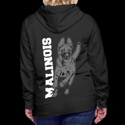 Malinois - Frauen Premium Hoodie