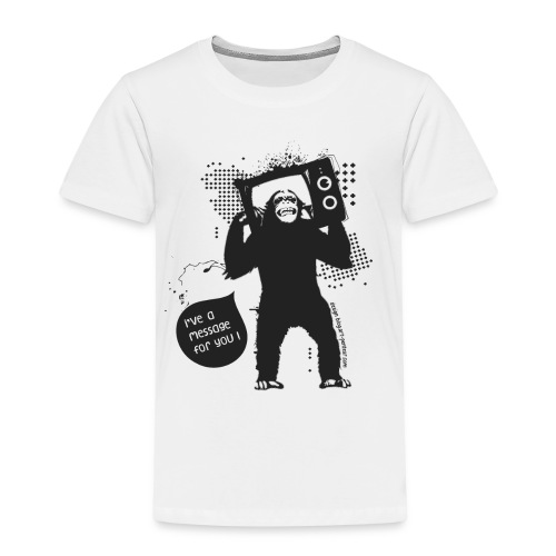 Monkey - Kids - T-shirt Premium Enfant