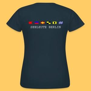 Frauen T-Shirt beidseitig bedruckt - Frauen T-Shirt
