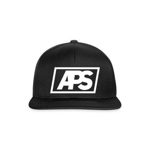 APS Box Logo Snapback - Snapback Cap