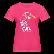 T-Shirts ~ Frauen Bio-T-Shirt ~ Artikelnummer 107136215