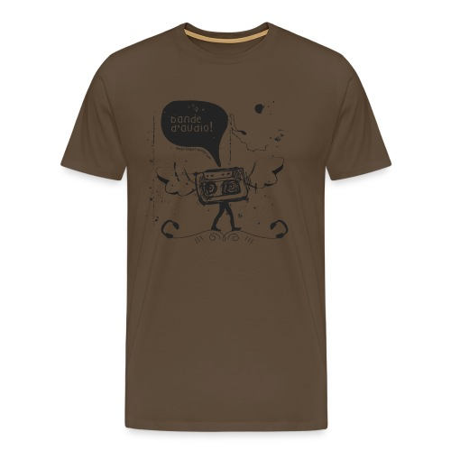 Bande d'audio - Man - T-shirt Premium Homme