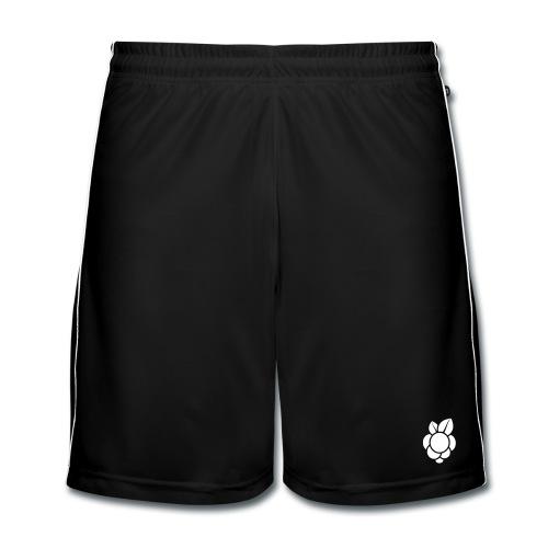 MB BLACK SHORTS - Men's Football shorts