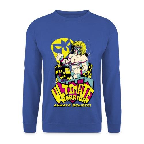 Ultimate Warrior Comic Sweatshirt - Men's Sweatshirt