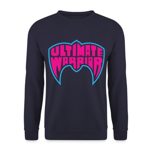 Ultimate Warrior Logo Sweatshirt - Men's Sweatshirt