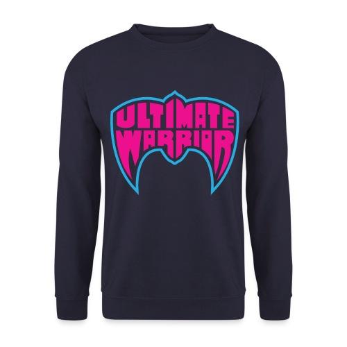 Ultimate Warrior Logo Sweatshirt - Men's Sweatshirt