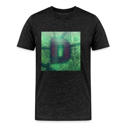 DreeZy LOGO Shirt - Männer Premium T-Shirt