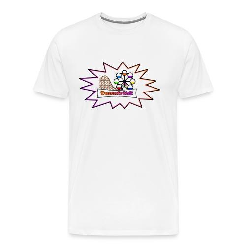 TusenFråid - Premium T-skjorte for menn