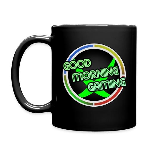 Good Morning Gaming Mug - Full Colour Mug