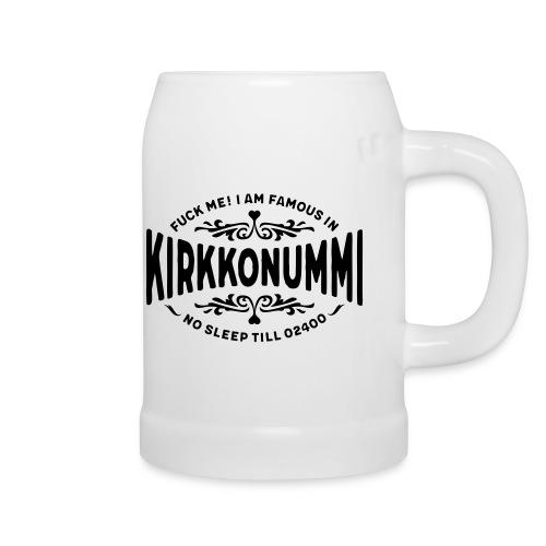 Kirkkonummi - Fuck me! - Oluttuoppi
