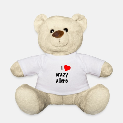 Crazy Aliens - Teddy